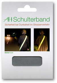 AH Schulterband